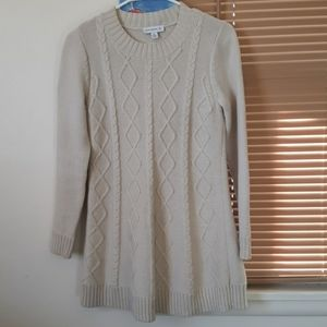 Susan Graver sweater dress